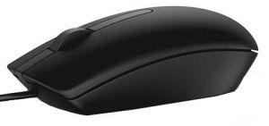 DELL myš, optická MS116, USB, černá