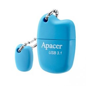 APACER USB Flash Drive, 3.1, 8GB, AH159, modrý, AP8GAH159U-1
