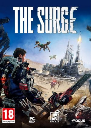 The Surge - PC DVD