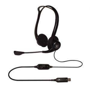 LOGITECH PC 960 Stereo Headset, USB