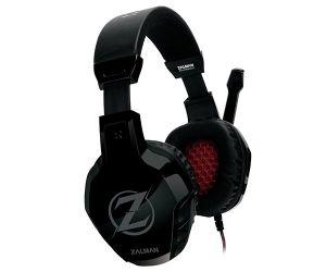 ZALMAN ZM-HPS300 Herní sluchátka 50mm driver