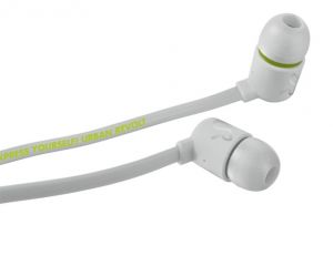 sluchátka do uší TRUST Duga In-ear-white