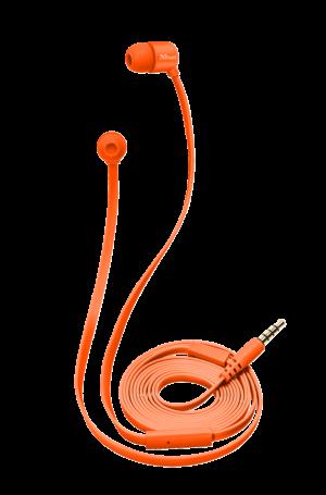 sluchátka do uší TRUST Duga In-Ear- neon orange