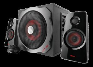 zvuk. systém TRUST GTX 38 2.1 Speaker Set 60W
