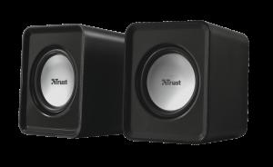 repro TRUST Leto 2.0 Speaker Set - black