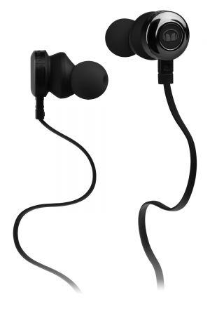 PIONEER Monster Clarity špuntová sluchátka černá