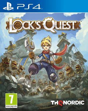 PS4 - Locks Quest