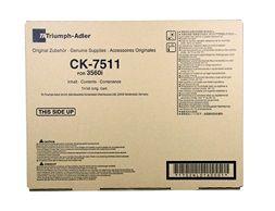 TRIUMPH-ADLER Copy kit CK-7511 black (623510015)