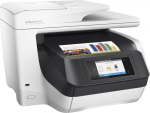 HP All-in-One Officejet Pro 8720 (A4, 24/20 ppm, USB 2.0, Ethernet, Wi-Fi, Print/Scan/Copy