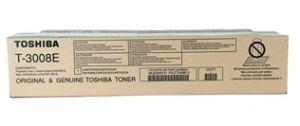 TOSHIBA Toner E-Studio T-3008E Black (6AJ00000151)