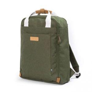 """Batoh na notebook 15,6"""", Orion Pine, zelený z polyesteru, Golla"""