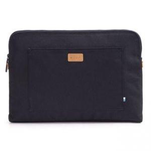 "Sleeve na macbook pro 15"", Sirius Coal, černý z polyesteru, Golla"