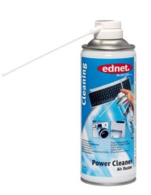 EDNET. - stlačený vzduch ve spreji / 400 ml.