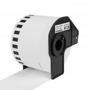 PEKRO kompatibilní s BROTHER DK-N55224, bílá papírová role, nelepící 54 x 30,48m