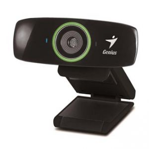 GENIUS web kamera FaceCam 2020, 2Mpix, USB, černá