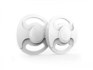 SPHERO Ollie Flux Hubs, white - dynamické krytky
