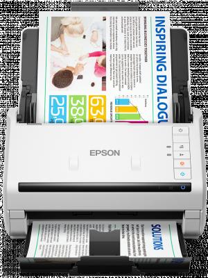 EPSON WorkForce DS-770 skener A4 600 dpi, USB