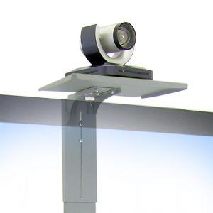 ERGOTRON MMC CAMERA SHELF KIT, ERGOTRON BLACK, polička + upevnění kamery