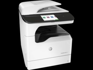 HP PageWide Pro MFP 777z (A3, 45/45 ppm, USB 2.0, Ethernet, Wi-Fi, duplex, print/scan/copy
