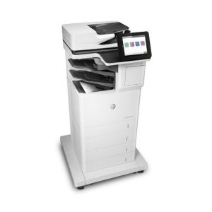 HP LaserJet Enterprise MFP M631z (A4, 52ppm, USB, ethernet, Print/Scan/Copy, Duplex, HDD,