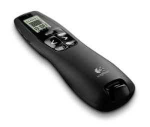 LOGITECH Wireless Presenter R700, 2.4 GHz, USB V2