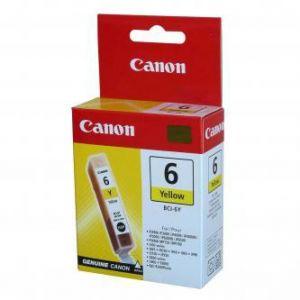 Inkoustová cartridge CANON, yellow, 4708A014 - poškození obalu kategorie B (viz. popis)