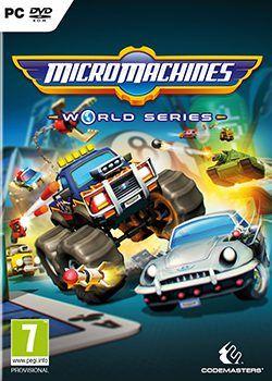 Micro Machines World Series - PC DVD