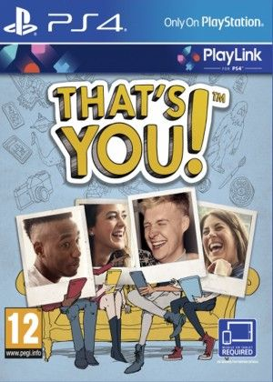 PS4 - Thats You - 5.7.