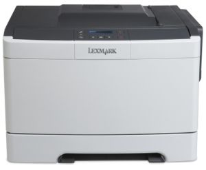 LEXMARK CS317DN color laser 23str/min, USB/síť, duplex, barevná laserová tiskárna A4