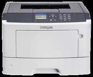 LEXMARK MS517dn mono laser 42 str./min., duplex, síť