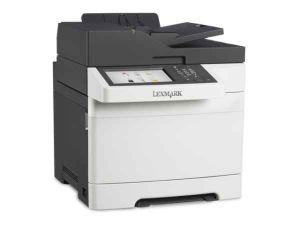 LEXMARK CX517De color laser MFP, 30 ppm, síť, duplex, fax, RADF, dotykový LCD