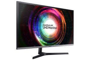 "SAMSUNG LED LCD 32"" U32H850 16:9 VA/3840x2160/4ms/250 cd/m2/2xHDMI/mDP/DP/4xUSB3.0/USB Hub"
