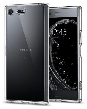 SPIGEN Ultra Hybrid, crystal clear- pro SONY Xperia XZ Prem.
