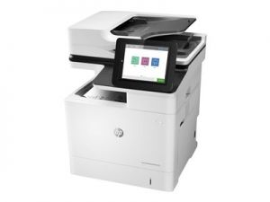 HP LaserJet Managed MFP E62555dn Prntr A4, 52 ppm, USB, Ethernet, Print/Scan/Copy, Duple