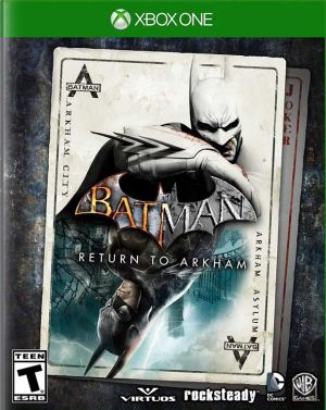 XOne - Batman Return to Arkham