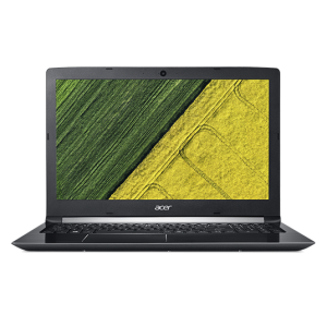 ACER Aspire 5 15,6/i3-7100U/4G/256SSD/W10 černý
