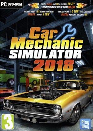 PC - SIM: CAR MECHANIC SIMULATOR 2018