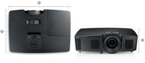 DELL P318S Projector/DLP/800x600 SWGA/3 200:1 ANSI/2200:1