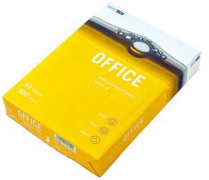 OFFICE PAPER A4, 80g/m2, 1x500listů (balíček)