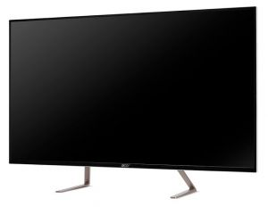 """ACER LCD ET430Kwmiippx 43"""" IPS LED/3840x2160/100M:1/5ms/350nits/2xHDMI 2.0, miniDP, DP out"""