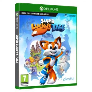 XBOX ONE - Super Luckys Tale