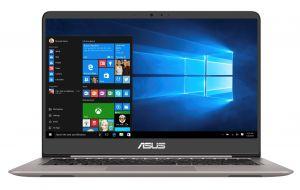 ASUS RX410UA 14/i3-7100U/256SSD/4G/W10 šedý