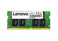 LENOVO paměť SODIMM 4GB PC4-19200 DDR4 2400 non ECC - T460p,T460s,T470,T570,L470,X260,E470