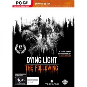PC - Dying Light The Following: Enhanced Edition