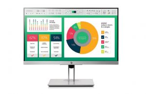 HP EliteDisplay E223 / 21,5 IPS/ 1920x1080 / 1000:1/ 5ms/ 250cd/ VGA, DP, HDMI, USB / 3/3