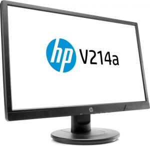 HP V214a/ 20.7 TN/ 1920x1080 / 600:1 / 5ms / 200cd/ VGA, HDMI/ audio 2x1W, 1/1/0