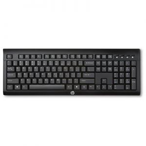 HP Wireless Keyboard K2500 Slovakia