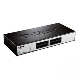 D-LINK, DES-1016D, switch, LAN, 10/100Mbps, 16-ti portový