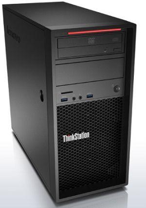 LENOVO ThinkStation P320 E3-1225 v6/8GB/1TB-7200/DVD-RW/Tower/Win10PRO