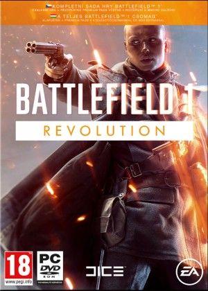 BATTLEFIELD 1 REVOLUTION EDITION - PC DVD
